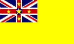Niue Large Country Flag - 5' x 3'.